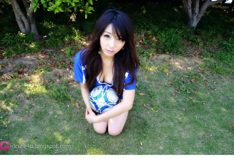 Chinese Hot Football Baby