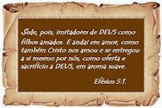 Versículo p/ reflexão.