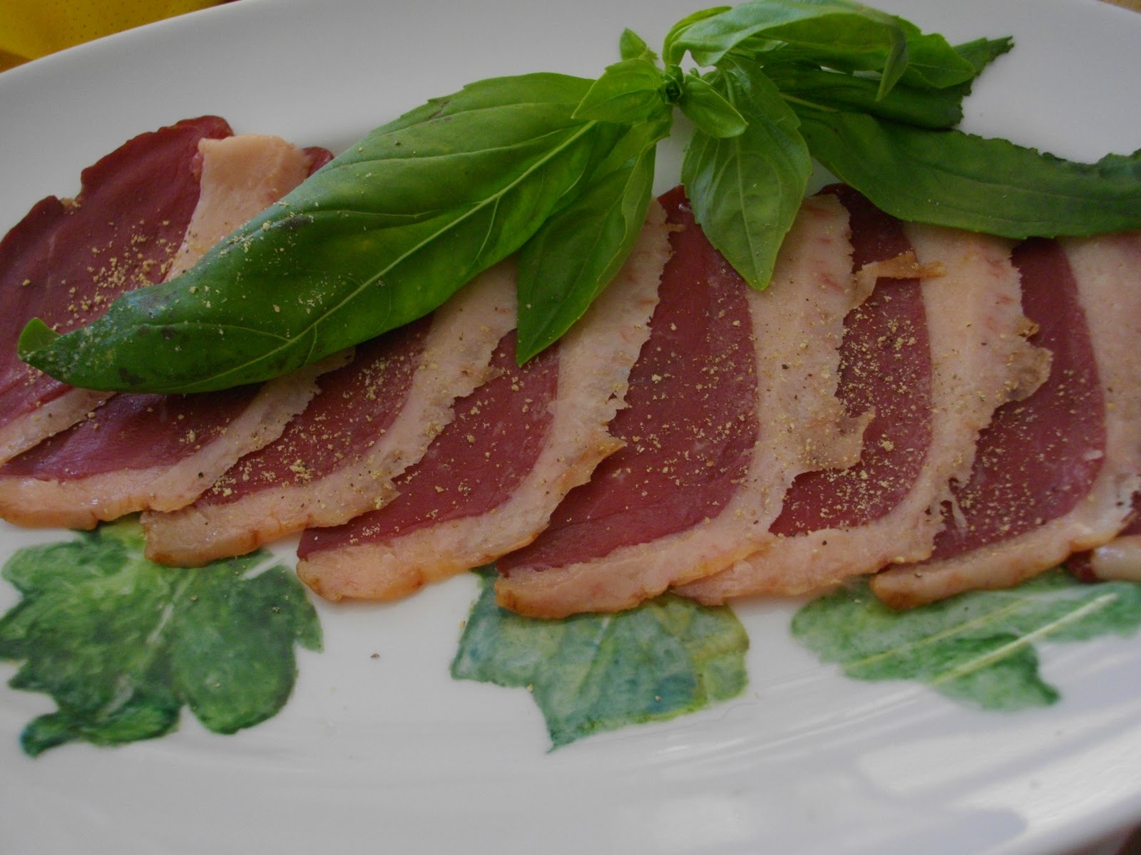 Smoked Duck Breast Recipe — Dishmaps