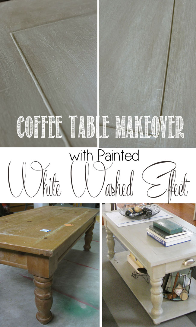 how to give a weathered look with paint