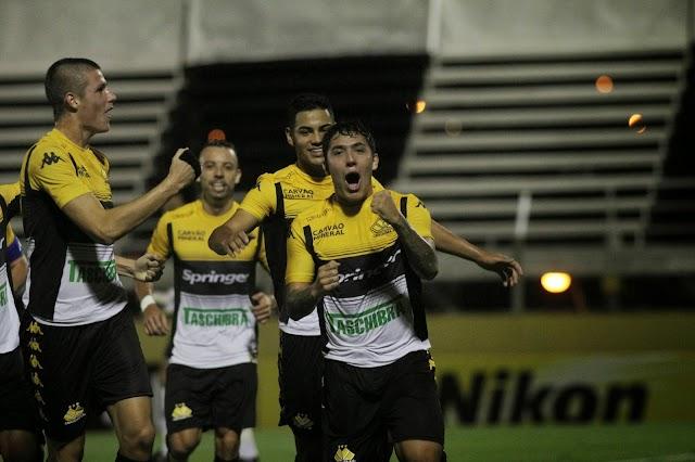 Criciúma vence e avança na Copa do Brasil
