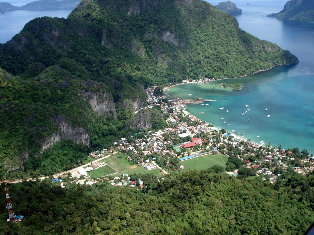 how to get from puerto princesa airport to el nido