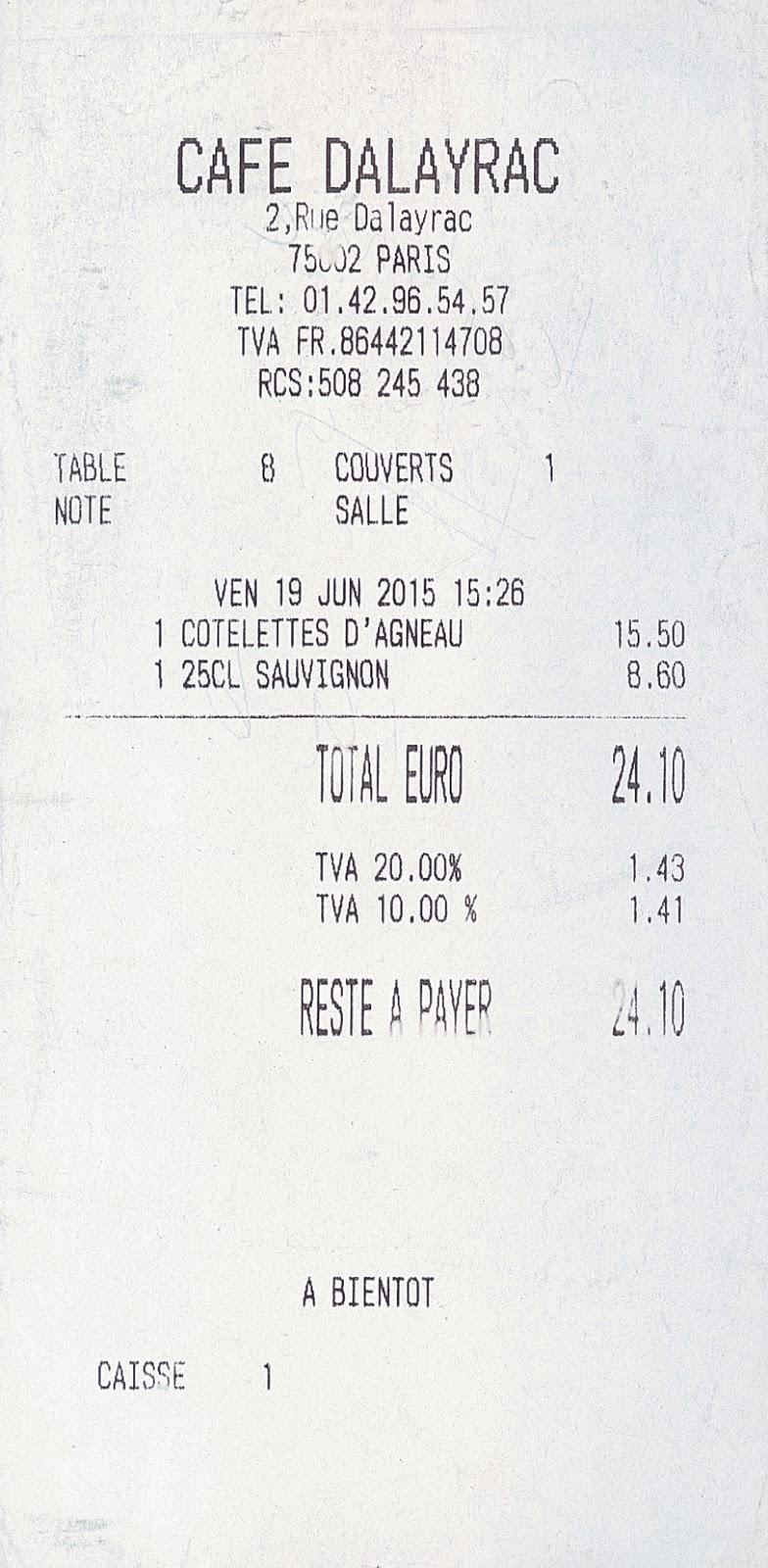 Tilausten kunniaksi myöhäinen lounas asiakkaan kulmantakaisessa kuppilassa. 632c9d4e39