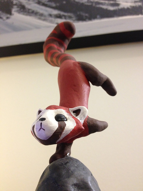 Pabu Sculpture from Bryan Konietzko