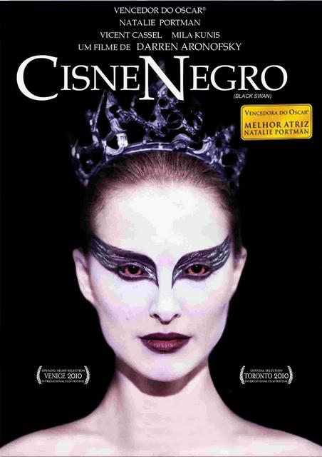 Filme Cisne Negro Dublado AVI BDRip