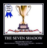 Award The Seven Shadow