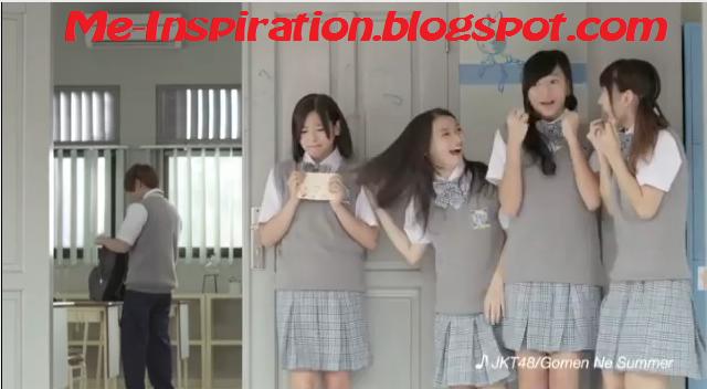 Iklan Pocari Sweat Terbaru