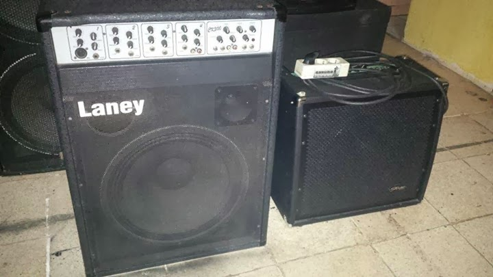 LANEY CK-300 WORKSTATION