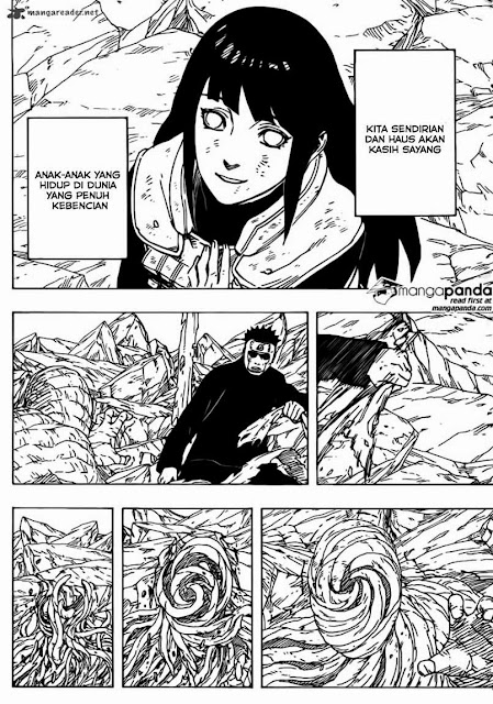 Naruto - Chapter:699 - Page:11