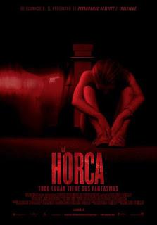 Poster de La Horca (The Gallows)