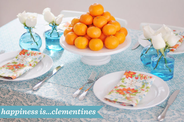 elements of design emphasis clementine centerpiece