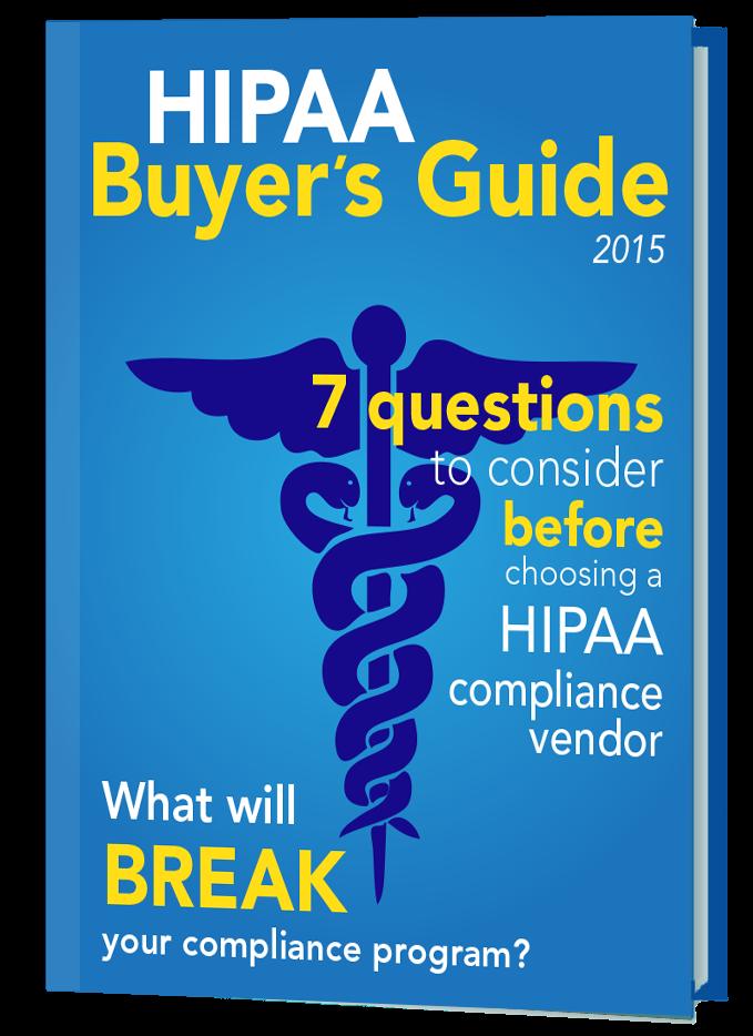 April 2015 hipaa buyers guide hipaa compliance fandeluxe Gallery