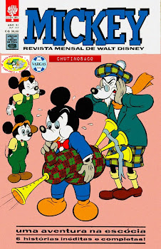 MICKEY Nº 0117 1962