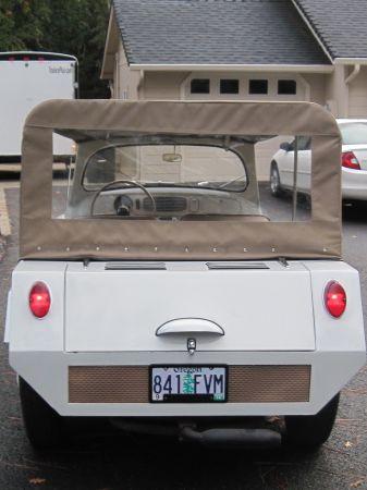 insomniac garage german jolly 1957 volkswagen beetle beach cruiser. Black Bedroom Furniture Sets. Home Design Ideas