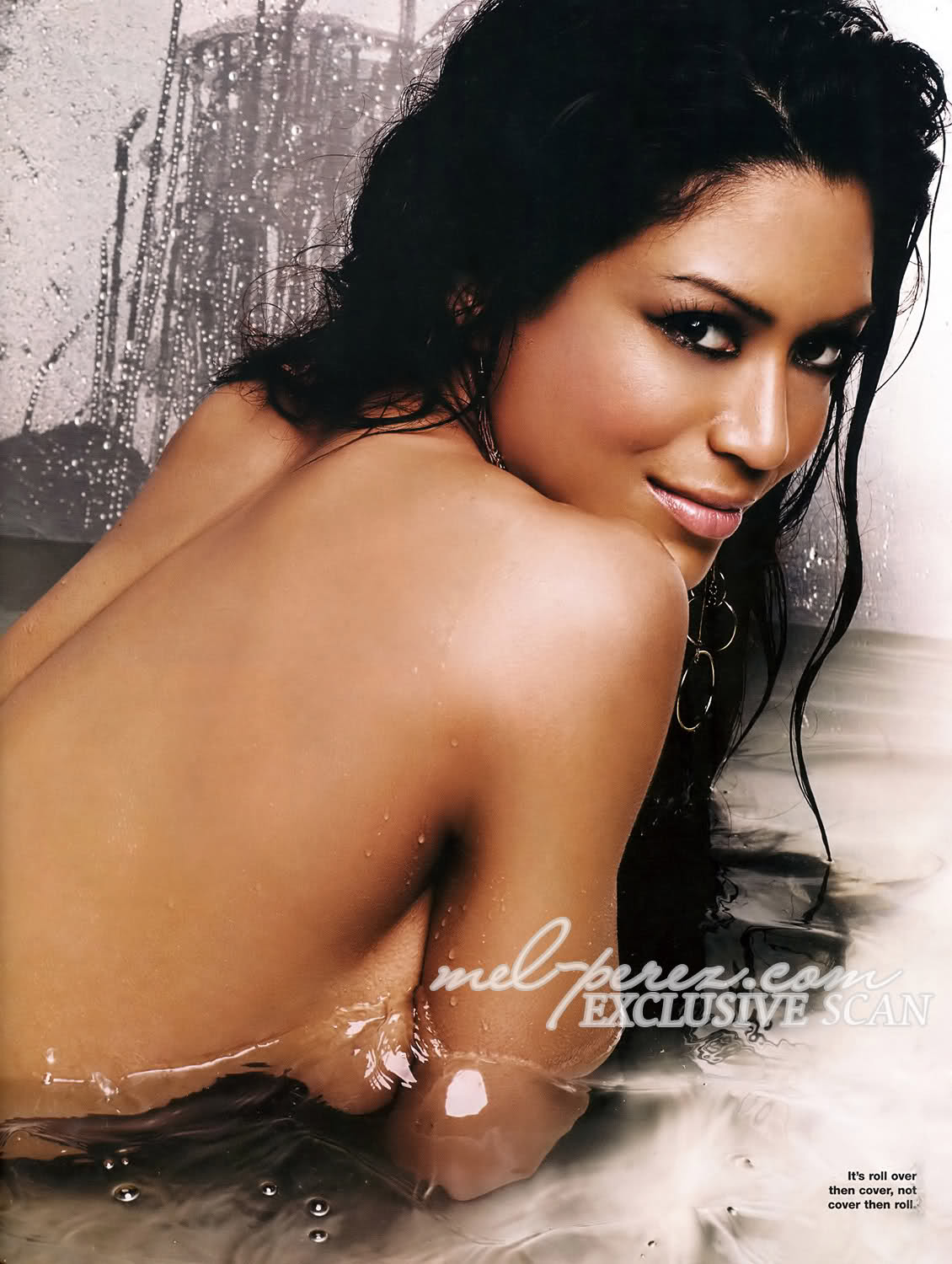Opinion the Wwe diva melina perez nude topic