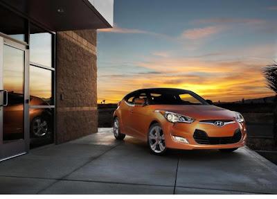 Fotos do Hyundai Veloster 3