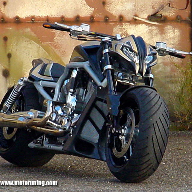 Harley Davidson Sports Modified Bikes Used