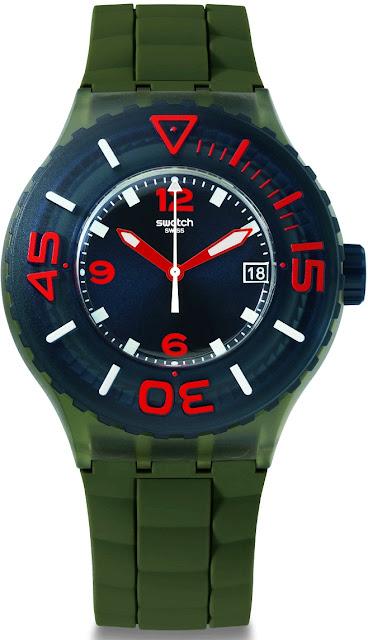 Swatch Scuba Libre WHALEBONE - Rs 4580