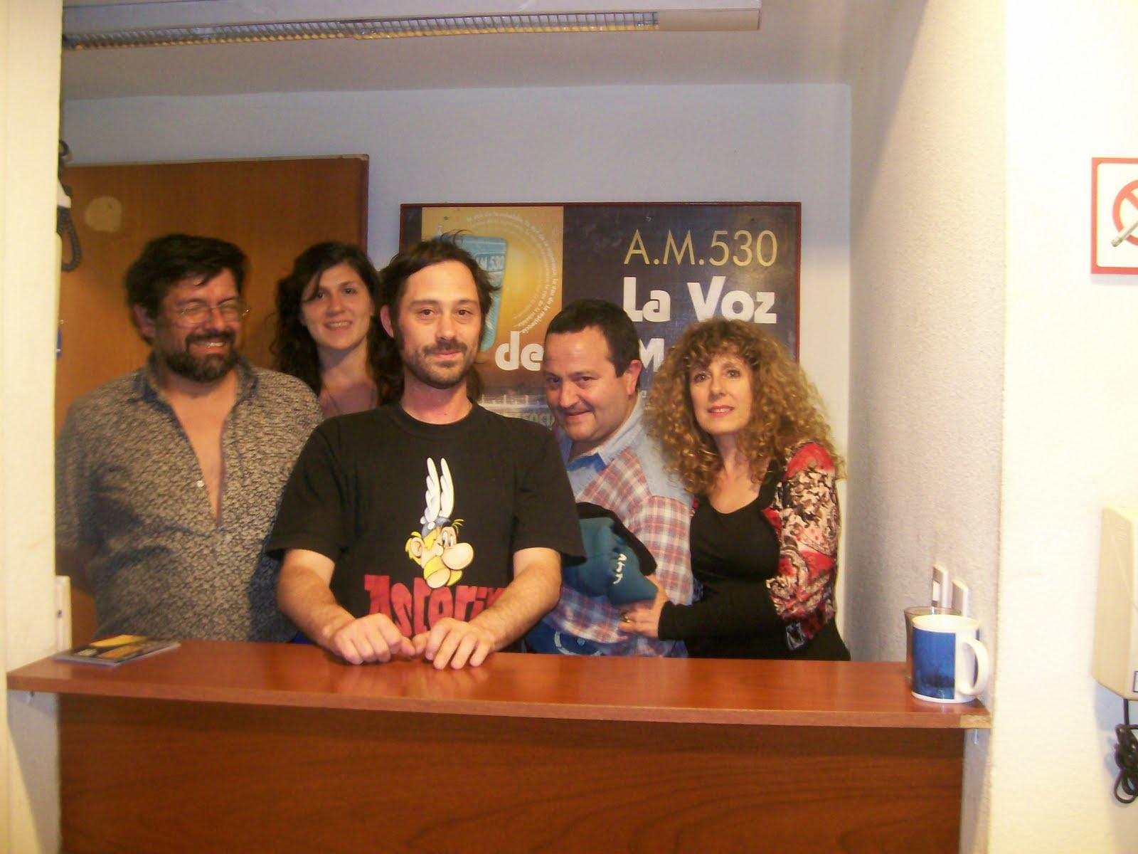 Detras De Las Paredes Programa 13 11 2011