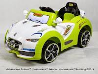 Mobil Mainan Aki Pliko PK9318N New Bettle