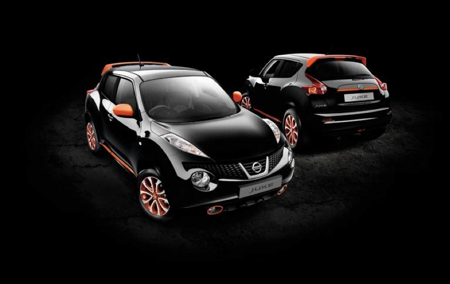le juke de val rie nissan juke personnalisation 2 2. Black Bedroom Furniture Sets. Home Design Ideas