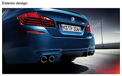 The BMW M5 Saloon Review