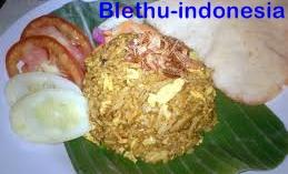 ... , kali ini saya akan share Resep nasi goreng pedas mantap maknyos