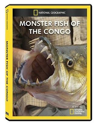 Peixes Monstruosos Segredos do Rio Congo TVRip XviD Dublado Peixes 2BMonstruosos