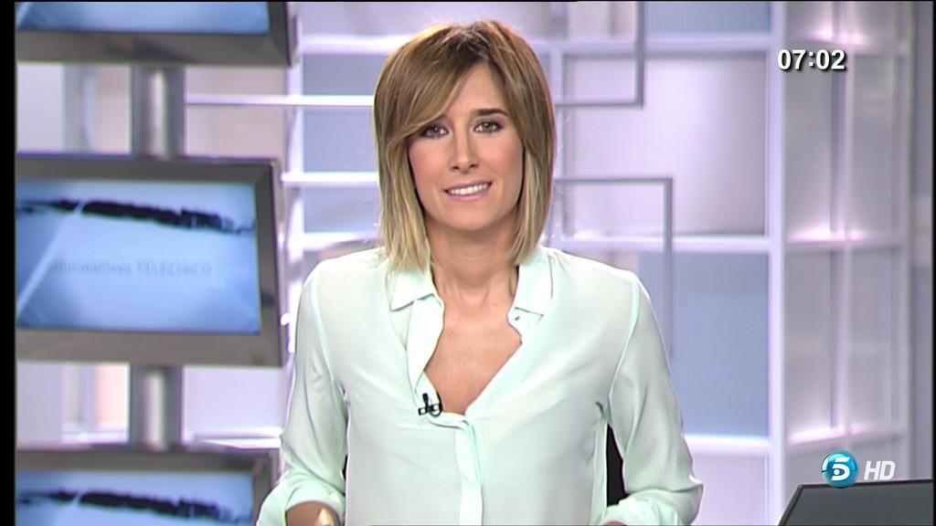 ANE IBARZABAL, INFORMATIVOS TELECINCO (10.06.13)