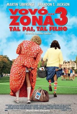 Vovó… Zona 3: Tal Pai, Tal Filho   Dublado Download