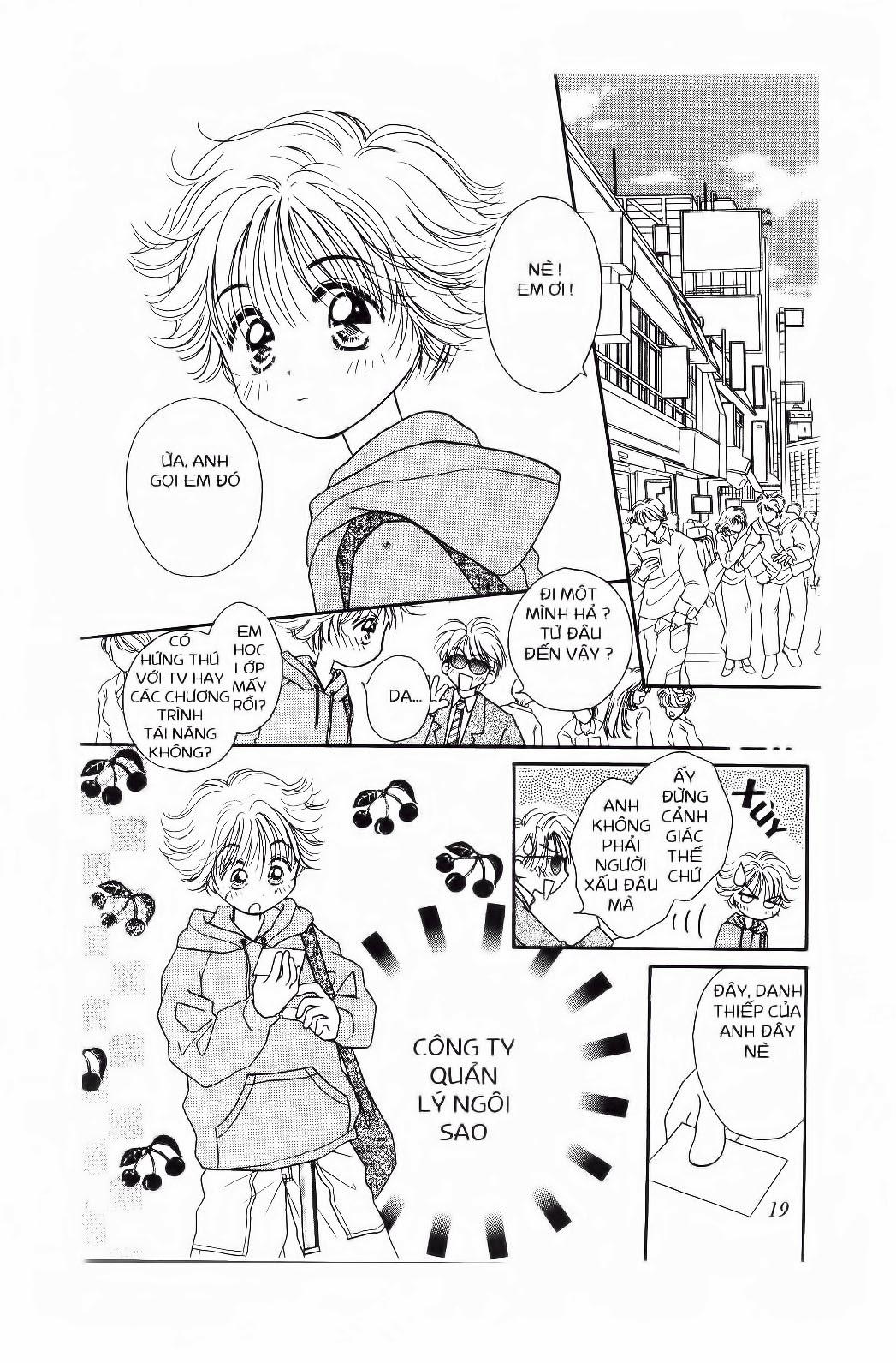 Chắp Cánh ước Mơ chap 13 - Trang 4