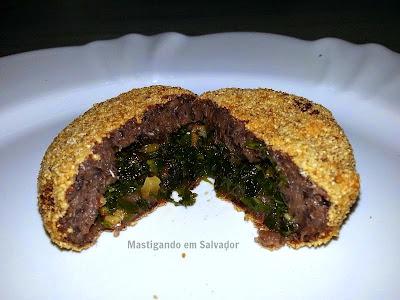 Gastronomia by Ana: Bolinho de Feijoada