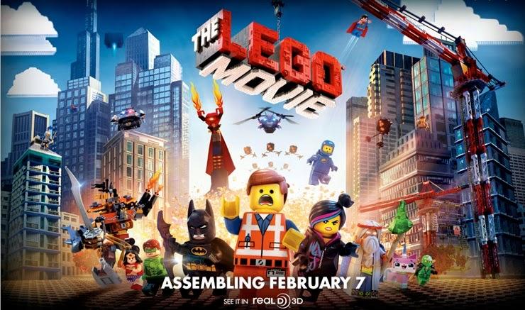 Frases de la película The Lego Movie