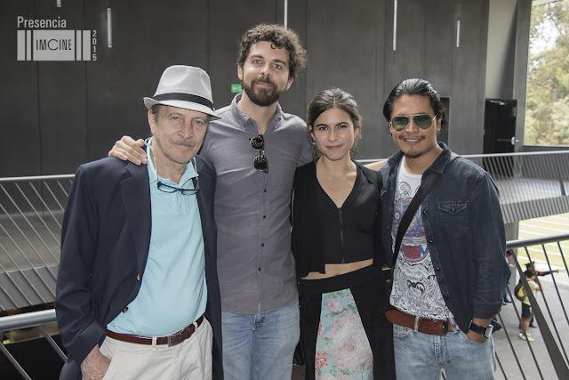 """La película mexicana """"Los bañistas"""" en el #35Foro de la Cineteca Nacional"""
