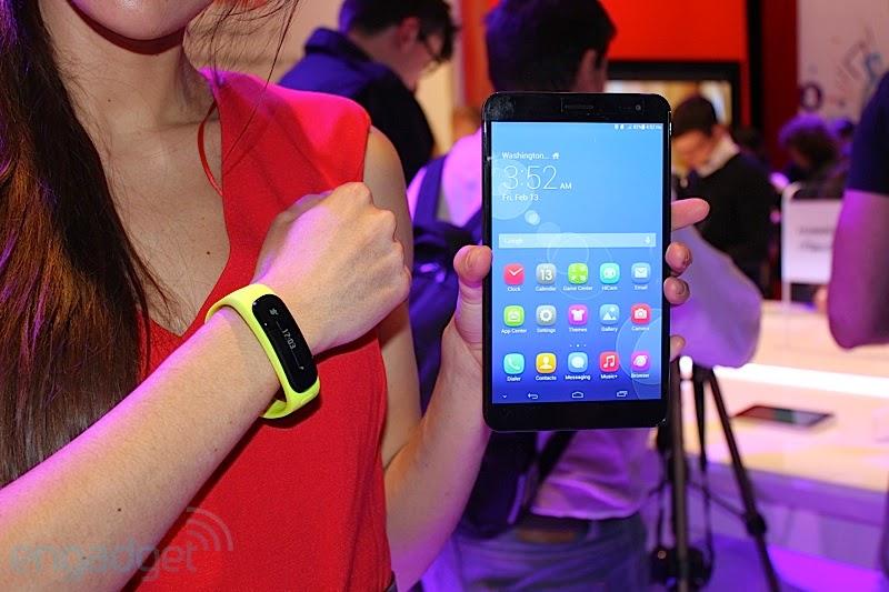 Nuevos dispositivos de Huawei