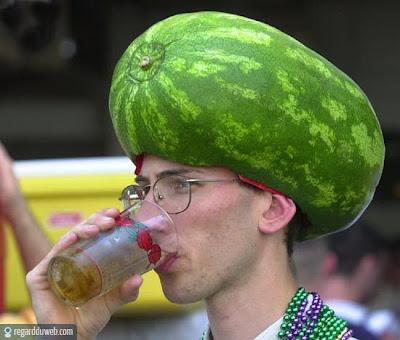 Photos amusantes et insolites Mode - Chapeau v6