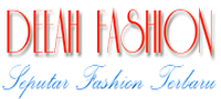 Seputar Fashion Terbaru