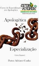 Curso de Especialização em Apologética
