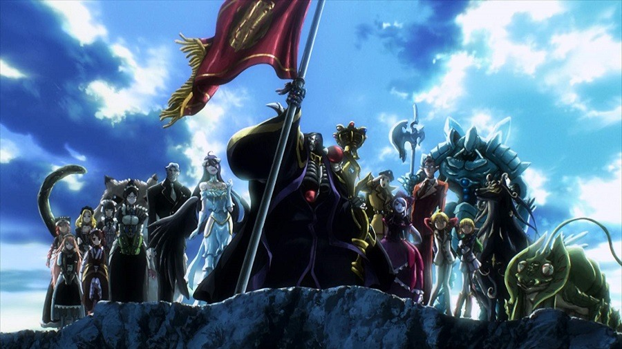 Overlord - 1ª Temporada Legendada Torrent Imagem