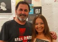 Aurelio González Ovies y María García Esperón