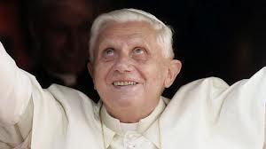 Benedict XVI Pope Emeritus