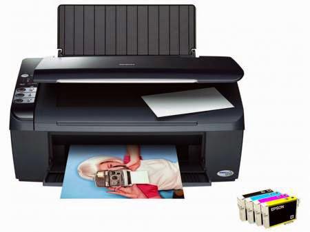 Epson 5500 Printer Driver