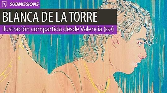 Ilustración. The Boy de BLANCA DE LA TORRE