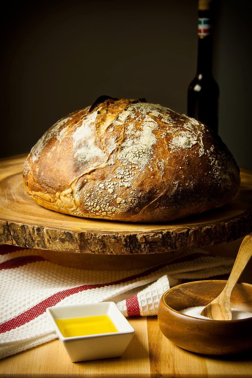 Overnight White Bread | Hint of Vanilla