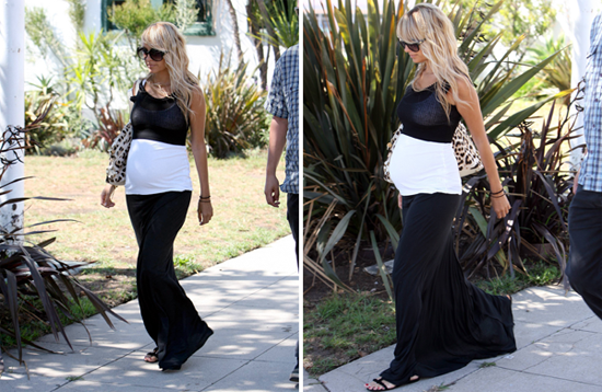 6 Celebrities who set the pregnant chic standard