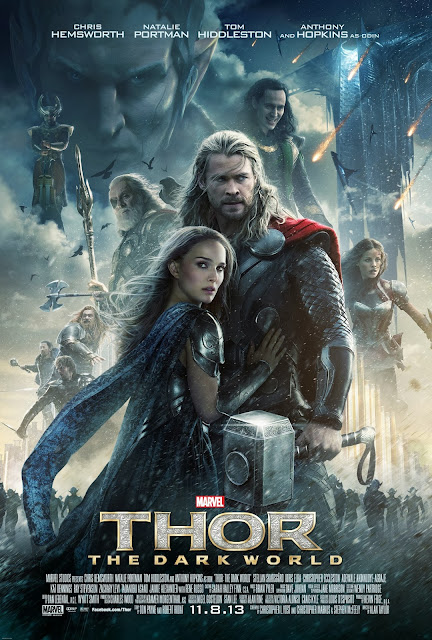 MARVEL'S THOR: THE DARK WORLD Poster