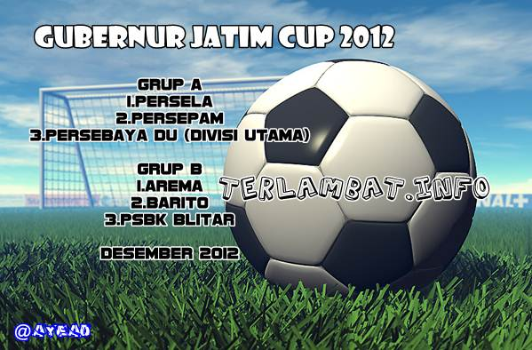 Gubernur Jatim Cup 2012
