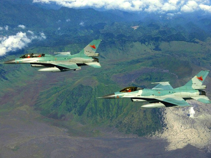 F16 TNI AU