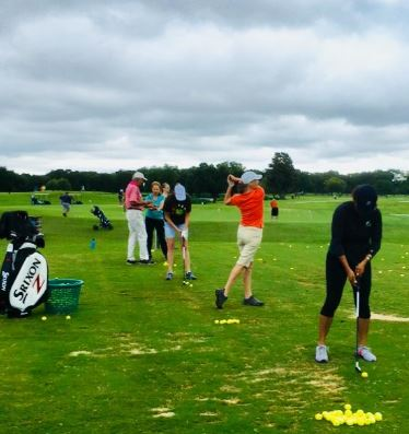 Golf ATX Player Development Golf Clinics