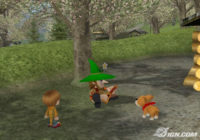Download Harvest Moon A Wonderful Life (Eng) - Gamecube Games